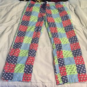 Vineyard vines Xmas pj pants